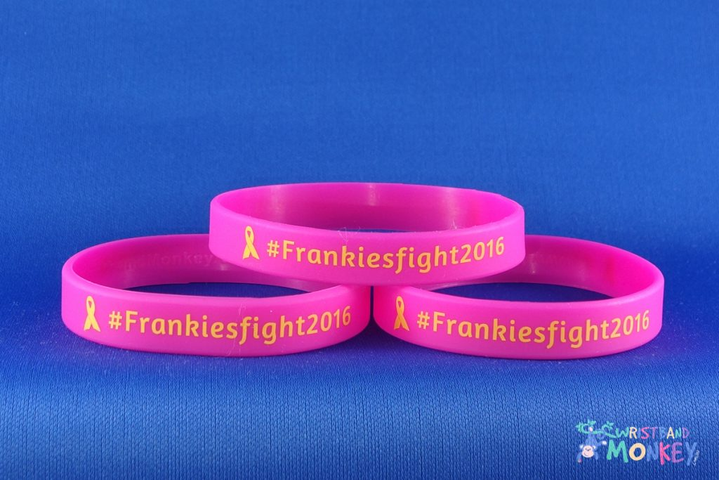 Cancer Wristband