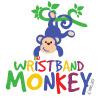 Wristband Monkey