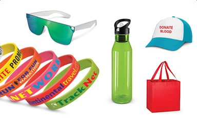Promotional fundraising products