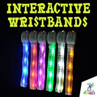 Lightup wristbands