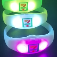 Custom flashing bands
