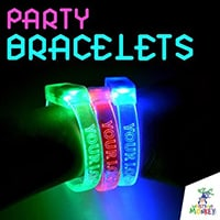 Party lightup bands