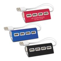 Wave 4 Port USB Hub Bulk Supplier
