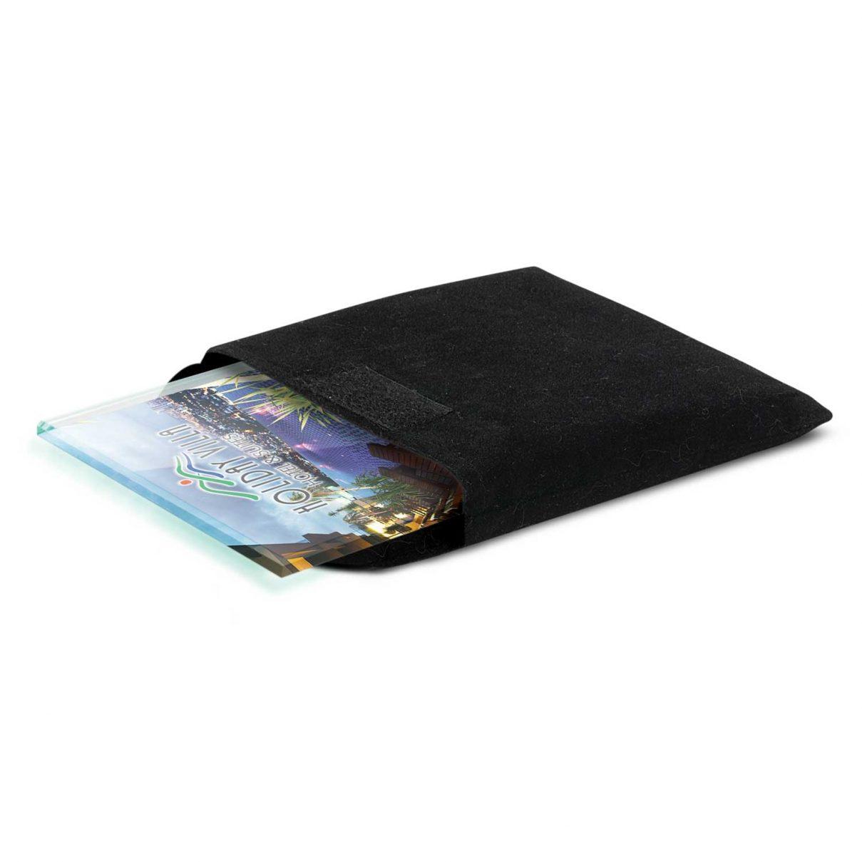 Single Glass Coaster - Full Colour Bulk Supplier