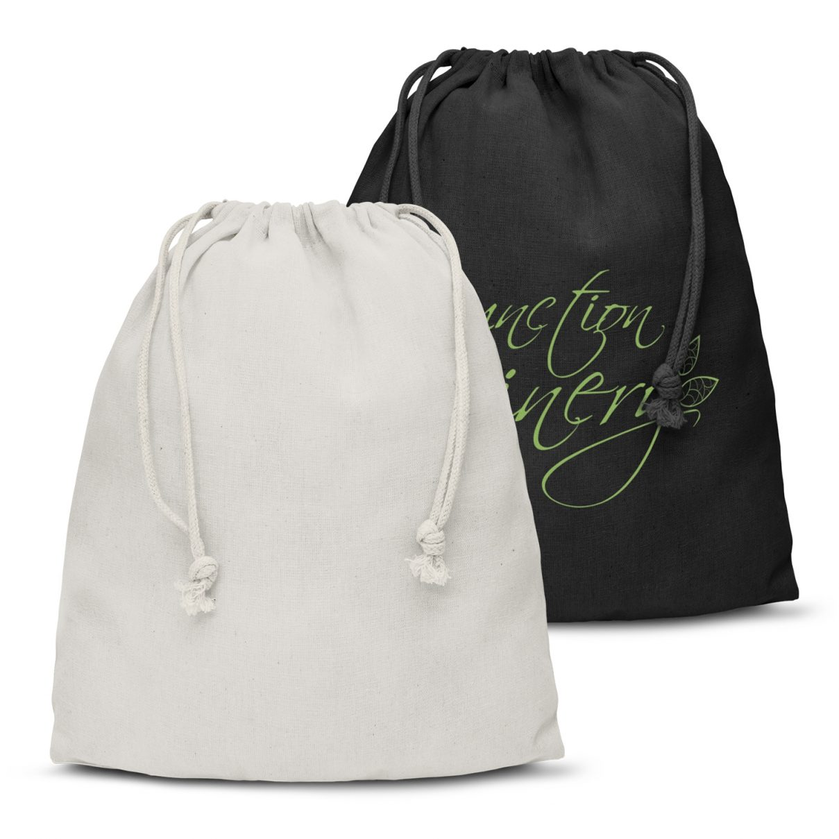 Cotton Gift Bag - Large Bulk Supplier