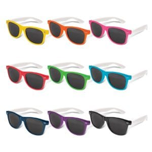 Malibu Premium Sunglasses - White Arms Bulk Supplier