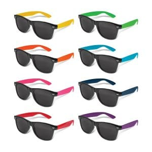 Malibu Premium Sunglasses - Black Frame Bulk Supplier