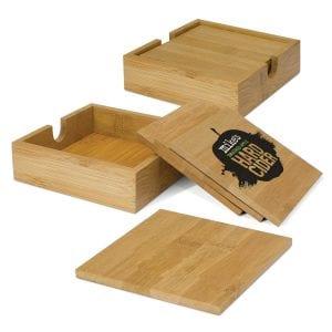 Bamboo Coaster Bulk Supplier
