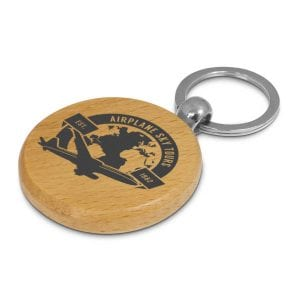 Artisan Key Ring - Round Bulk Supplier