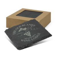 Slate Coaster Set of 4 Bulk Supplier