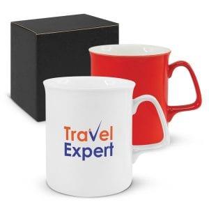 Sparta Bone China Coffee Mug Bulk Supplier