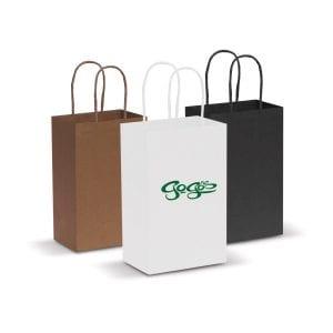 Paper Carry Bag - Small Bulk Supplier
