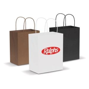 Paper Carry Bag - Medium Bulk Supplier
