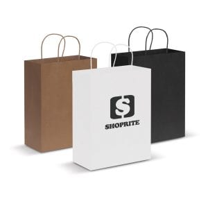 Paper Carry Bag - Large Bulk Supplier
