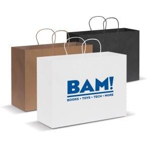 Paper Carry Bag - Extra Large Bulk Supplier