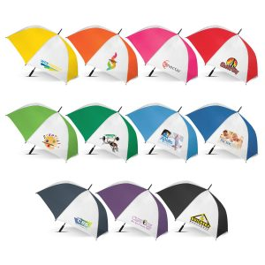Hydra Sports Umbrella - White Panels Bulk Supplier