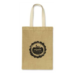 Zeta Jute Tote Bag Bulk Supplier
