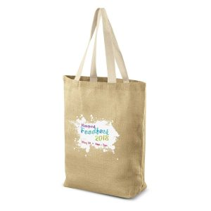Thera Jute Tote Bag Bulk Supplier