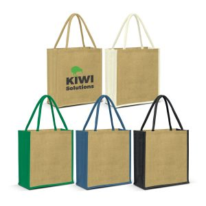 Lanza Jute Tote Bag Bulk Supplier