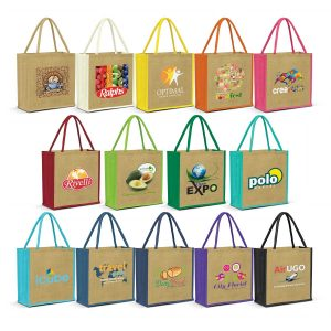 Monza Jute Tote Bag Bulk Supplier