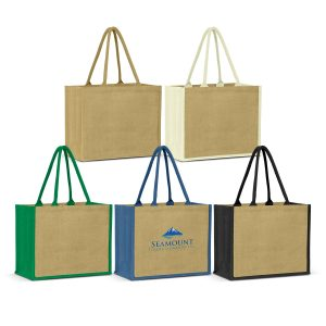 Torino Jute Shopping Bag Bulk Supplier