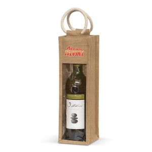 Serena Jute Wine Carrier Bulk Supplier