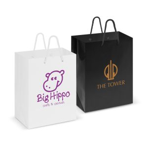 Laminated Carry Bag - Medium Bulk Supplier