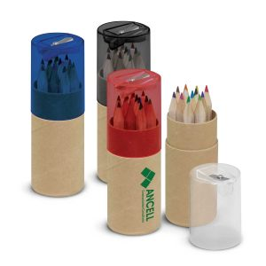 Coloured Pencil Tube Bulk Supplier