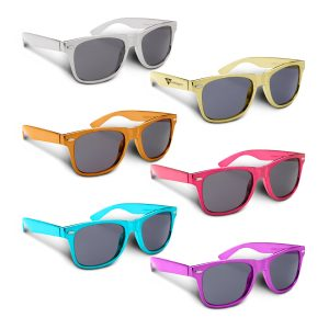 Malibu Sunglasses - Metallic Bulk Supplier