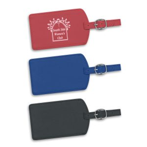 Soft Touch Luggage Tag Bulk Supplier