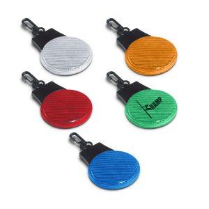 Round Tri Function Safety Light Bulk Supplier