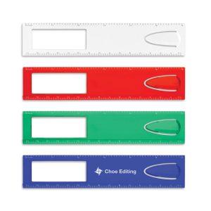 Bookmark Magnifier Ruler Bulk Supplier