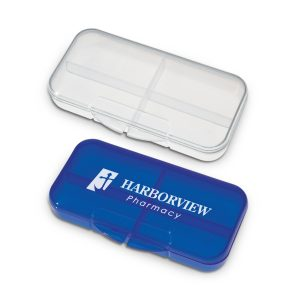 Rectangular Pill Case Bulk Supplier