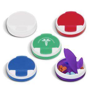 Round Pill Case Bulk Supplier