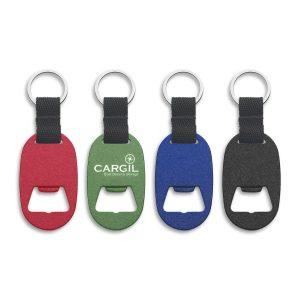 Metal Key Ring - Bottle Opener Bulk Supplier