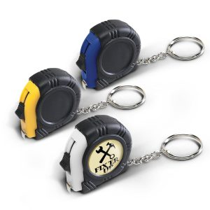 Rubber Tape Measure Key Ring Bulk Supplier