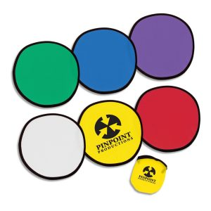Flying Disc with Pouch Bulk Supplier