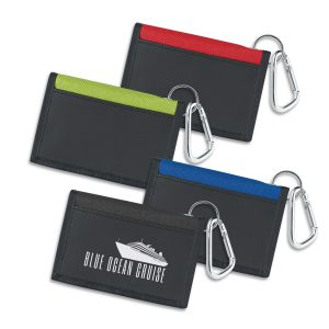 Carabiner Folding Wallet Bulk Supplier