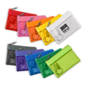 Translucent Coin Pouch Bulk Supplier