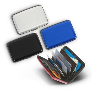 Aluminium Card Case Bulk Supplier