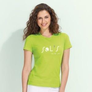 SOLS Imperial Women T-Shirt Bulk Supplier