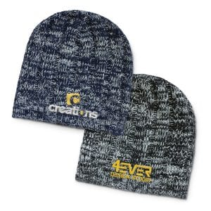 Fresno Heather Knit Beanie Bulk Supplier