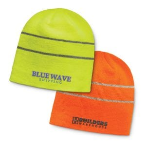 Commando Hi-Vis Beanie Bulk Supplier