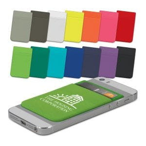 Lycra Phone Wallet Bulk Supplier