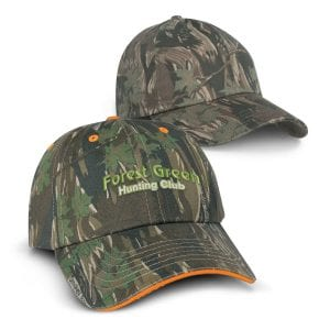 Camouflage Cap Bulk Supplier