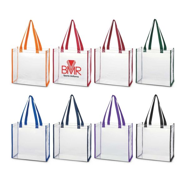 Clear Tote Bag Bulk Supplier