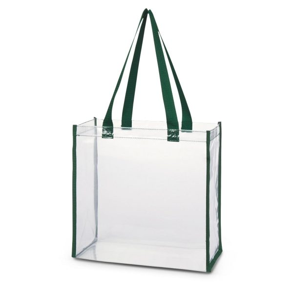 Melbourne Clear Tote Bag