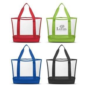 Clear Casual Tote Bag Bulk Supplier