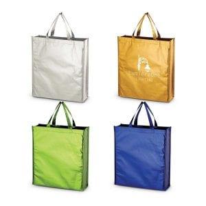 Metallic Non Woven Shopper Bulk Supplier