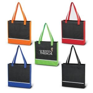 Non Woven Accent Tote Bag Bulk Supplier